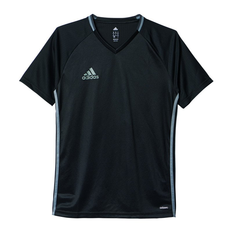 adidas Trainingsshirt Condivo 16 Schwarz Grau - schwarz