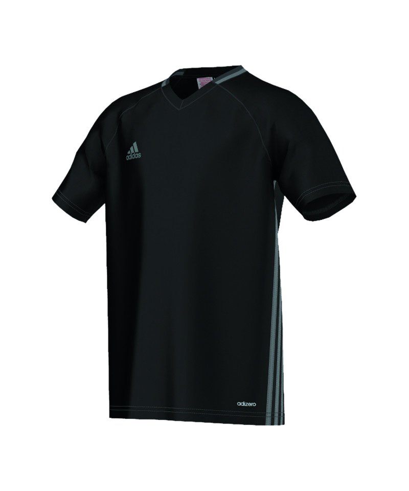 adidas Trainingsshirt Condivo 16 Kinder Schwarz - schwarz