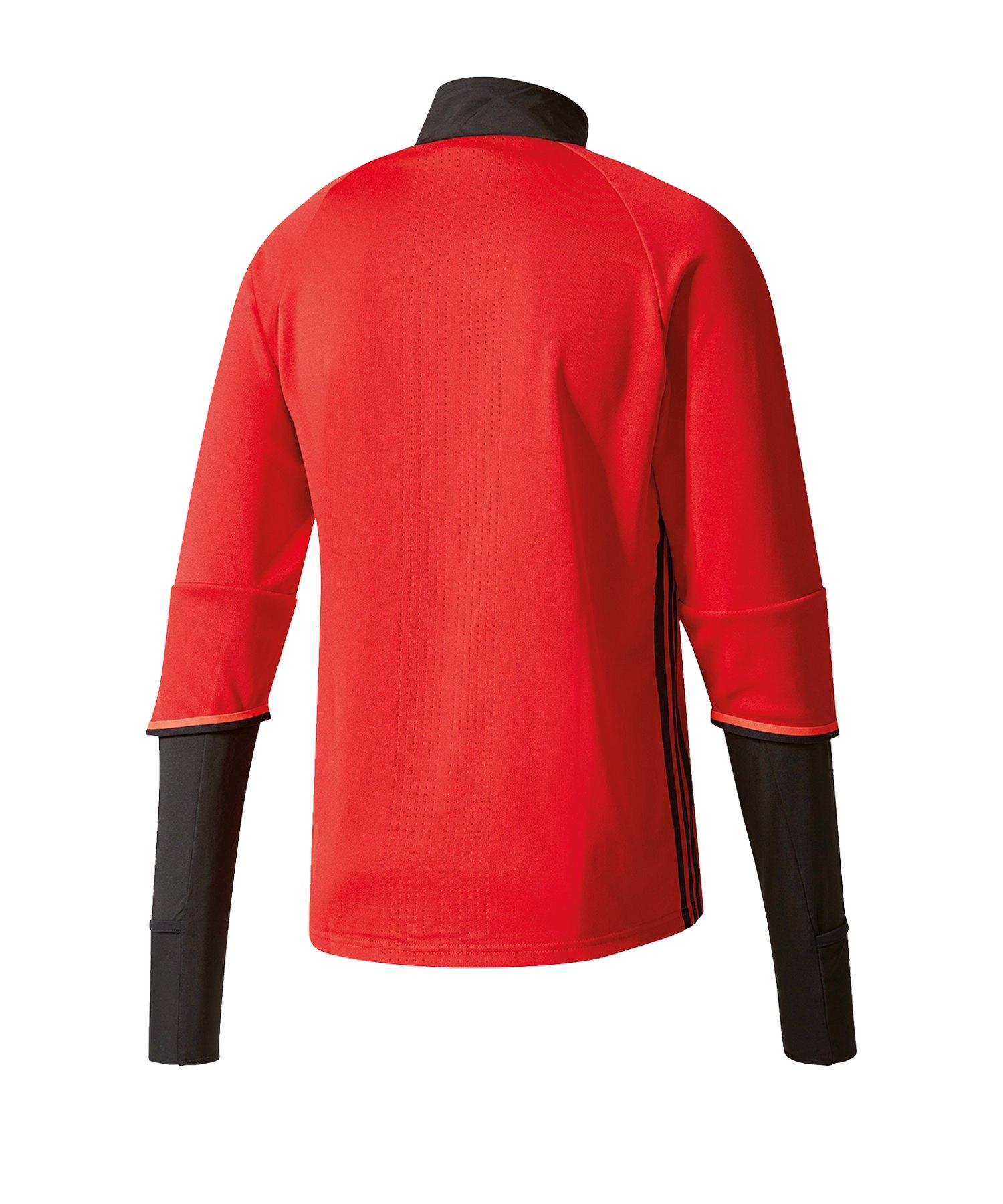 adidas Condivo 16 Training Top Rot Schwarz - rot