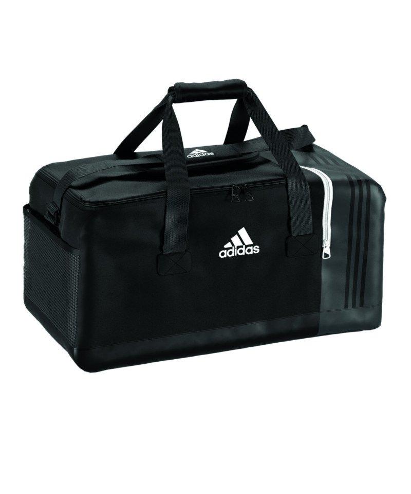 adidas Tiro Teambag Sporttasche Medium Schwarz - schwarz
