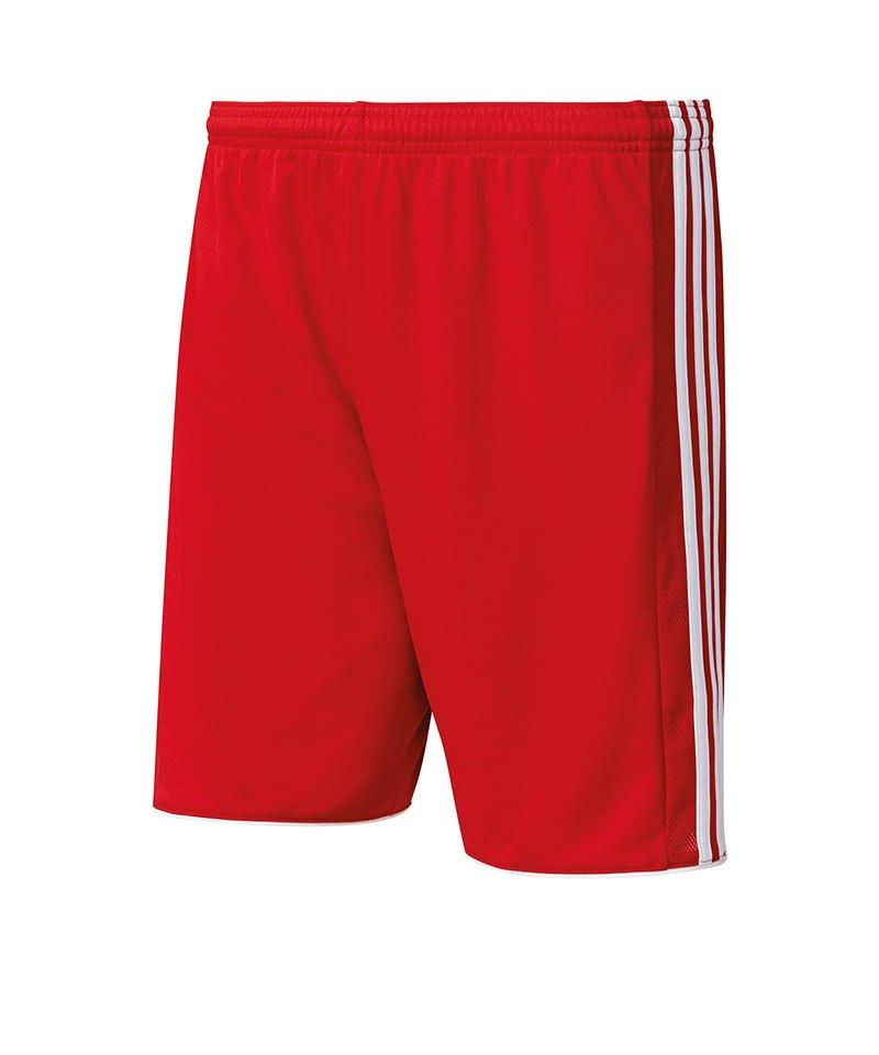 adidas Short Tastigo 17 ohne Innenslip Rot - rot