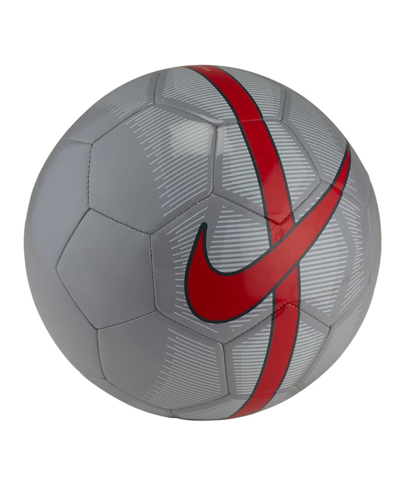 Nike Mercurial Fade Fussball Grau F013 - grau