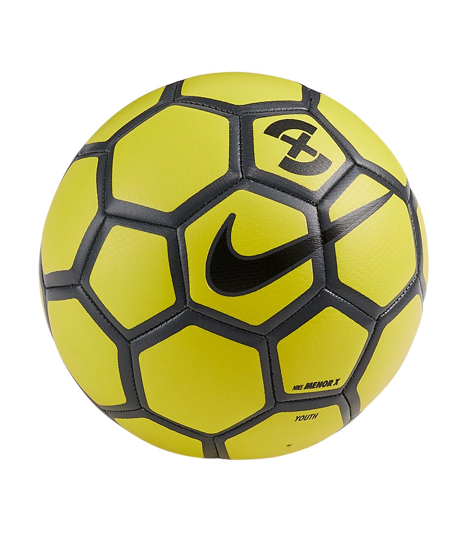 Nike Football X Menor Fussball Youth Gelb F731 - gelb