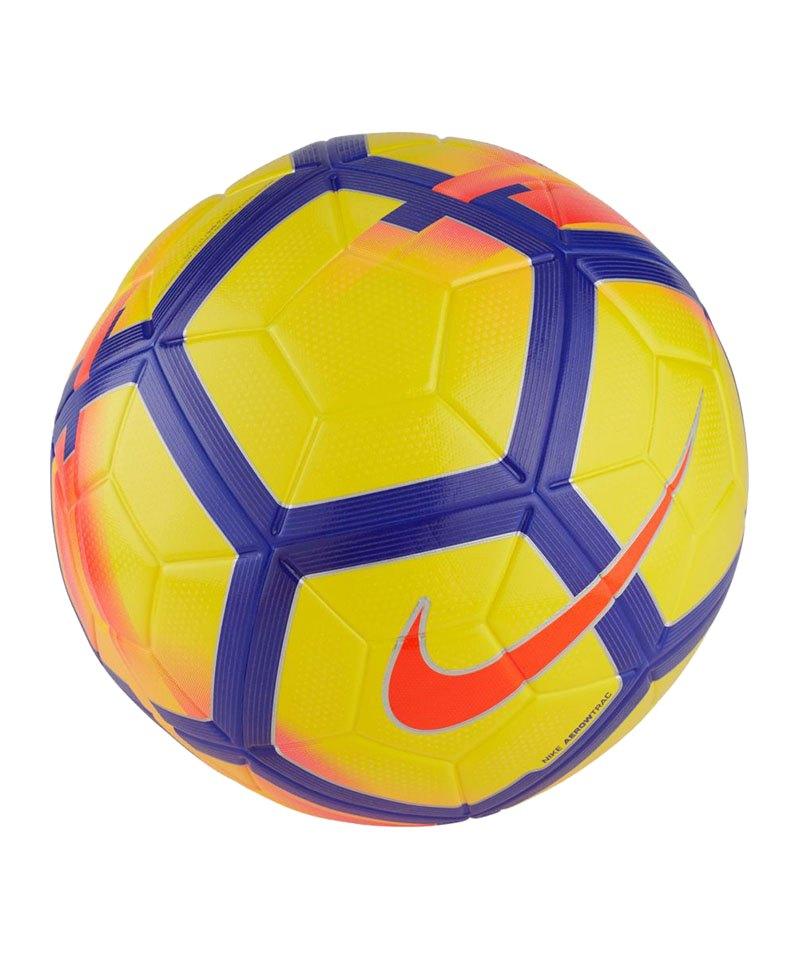 Nike Ordem V Spielball Gelb F707 - gelb