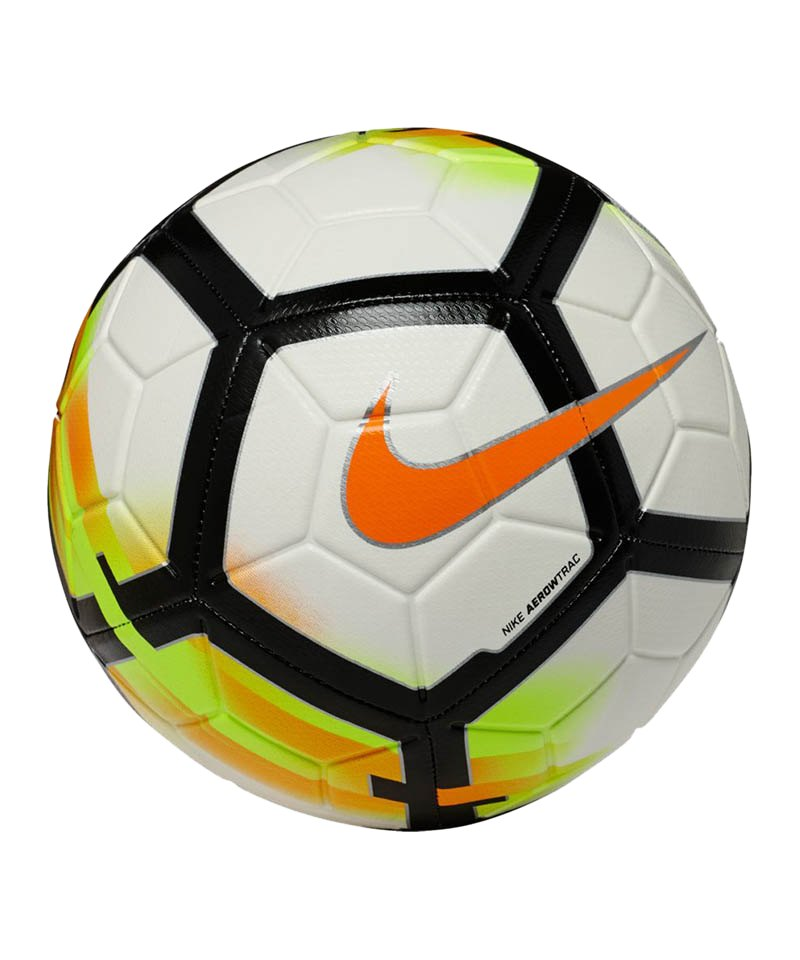 Nike NK Strike Trainingsball Weiss F100 - weiss