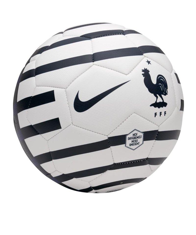 Nike Frankreich Prestige Fussball Blau F451