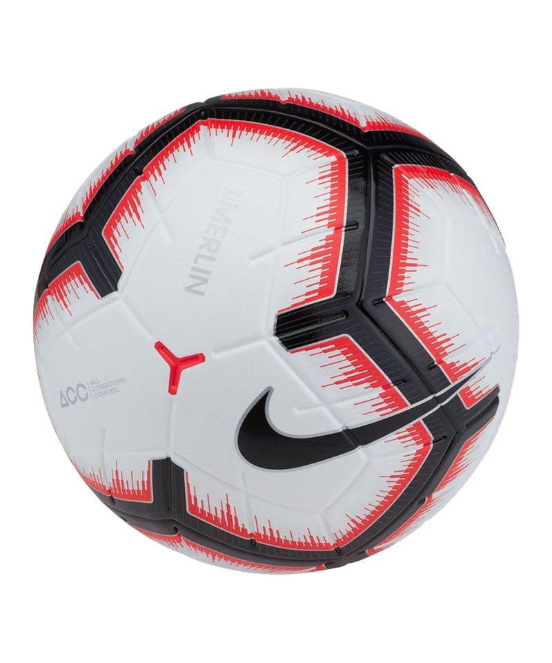 Nike Merlin Spielball Weiss F100 - weiss