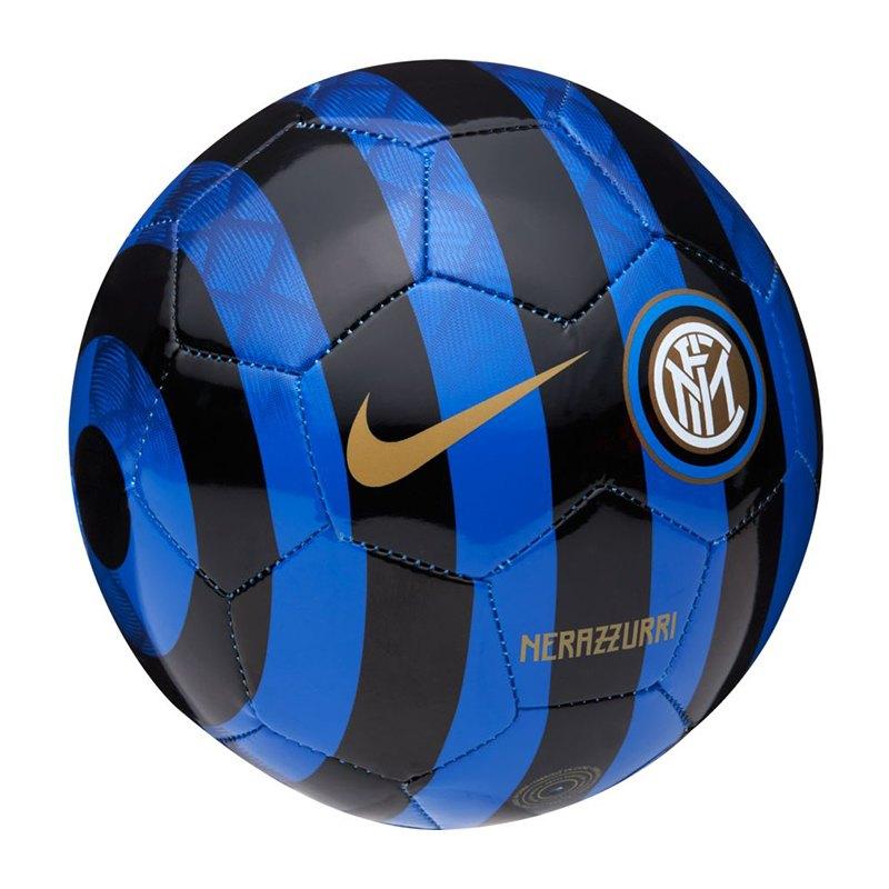 Nike Inter Mailand Skills Miniball Blau F480 - blau