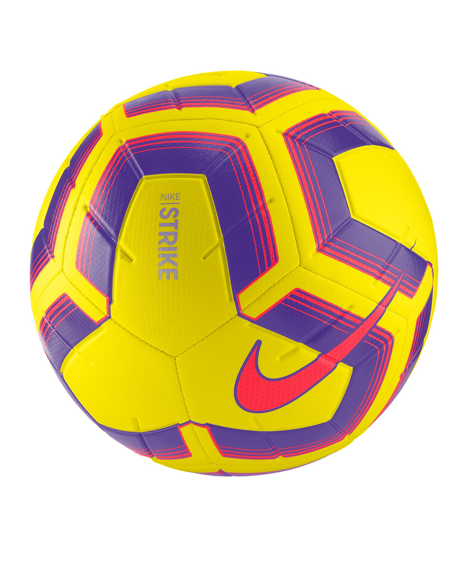 Nike Strike Team Trainingsball Gelb F710 - gelb