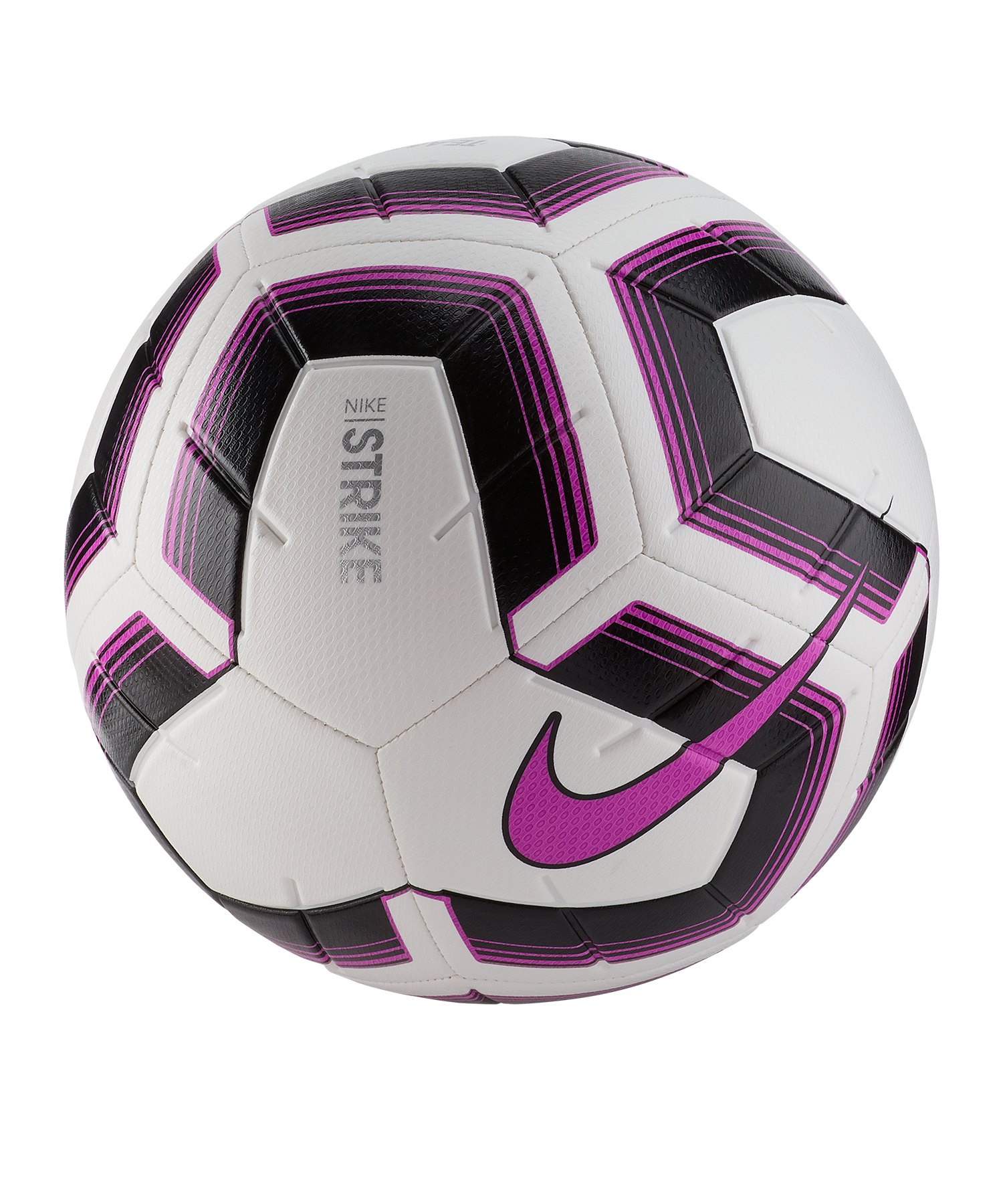 Nike Strike Team Trainingsball Weiss F100 - weiss