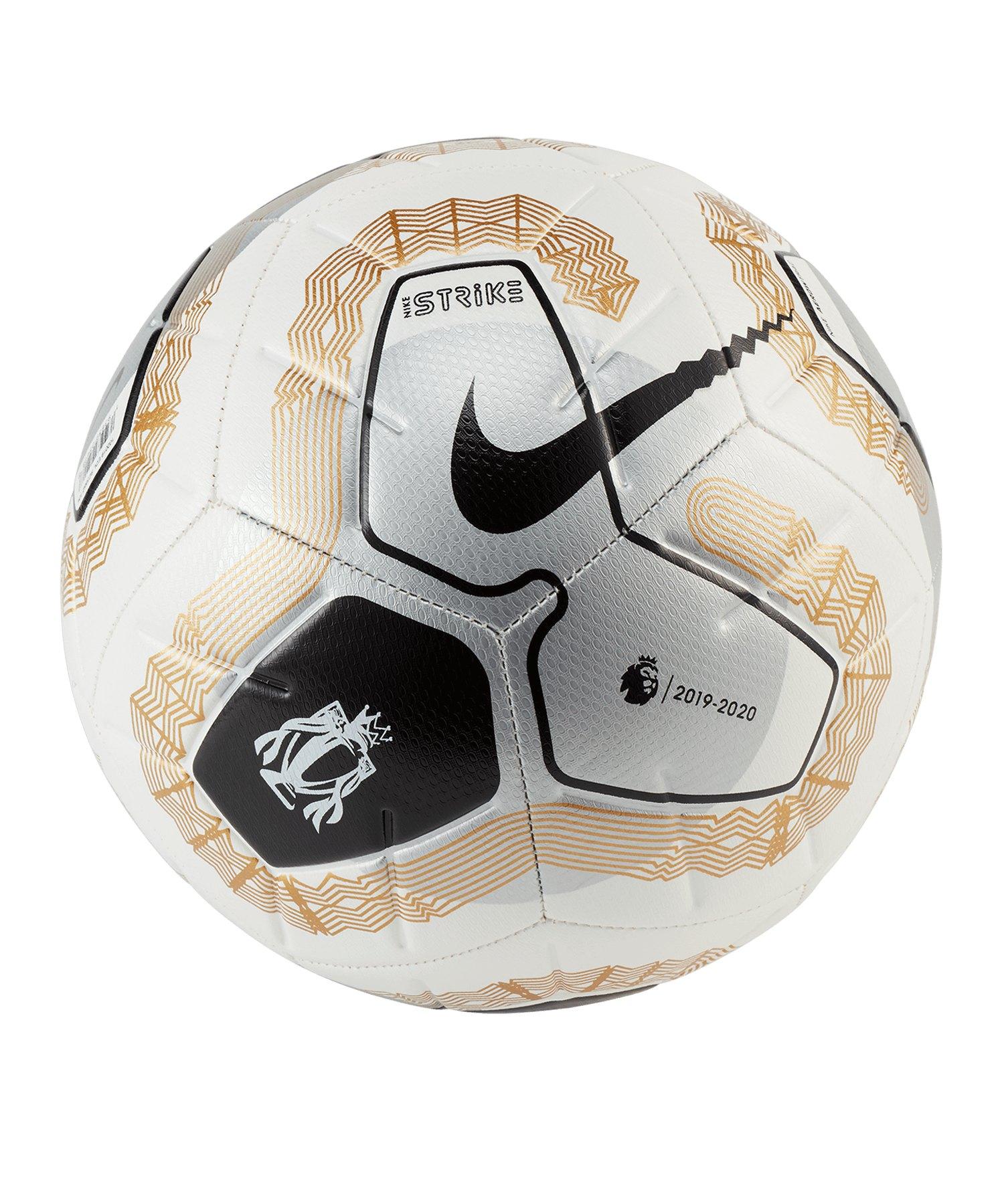 Nike Premier League Strike Trainingsball F104 - weiss