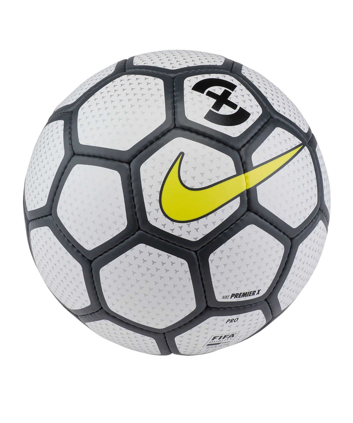 Nike Premier X Futsal Weiss F100 - weiss