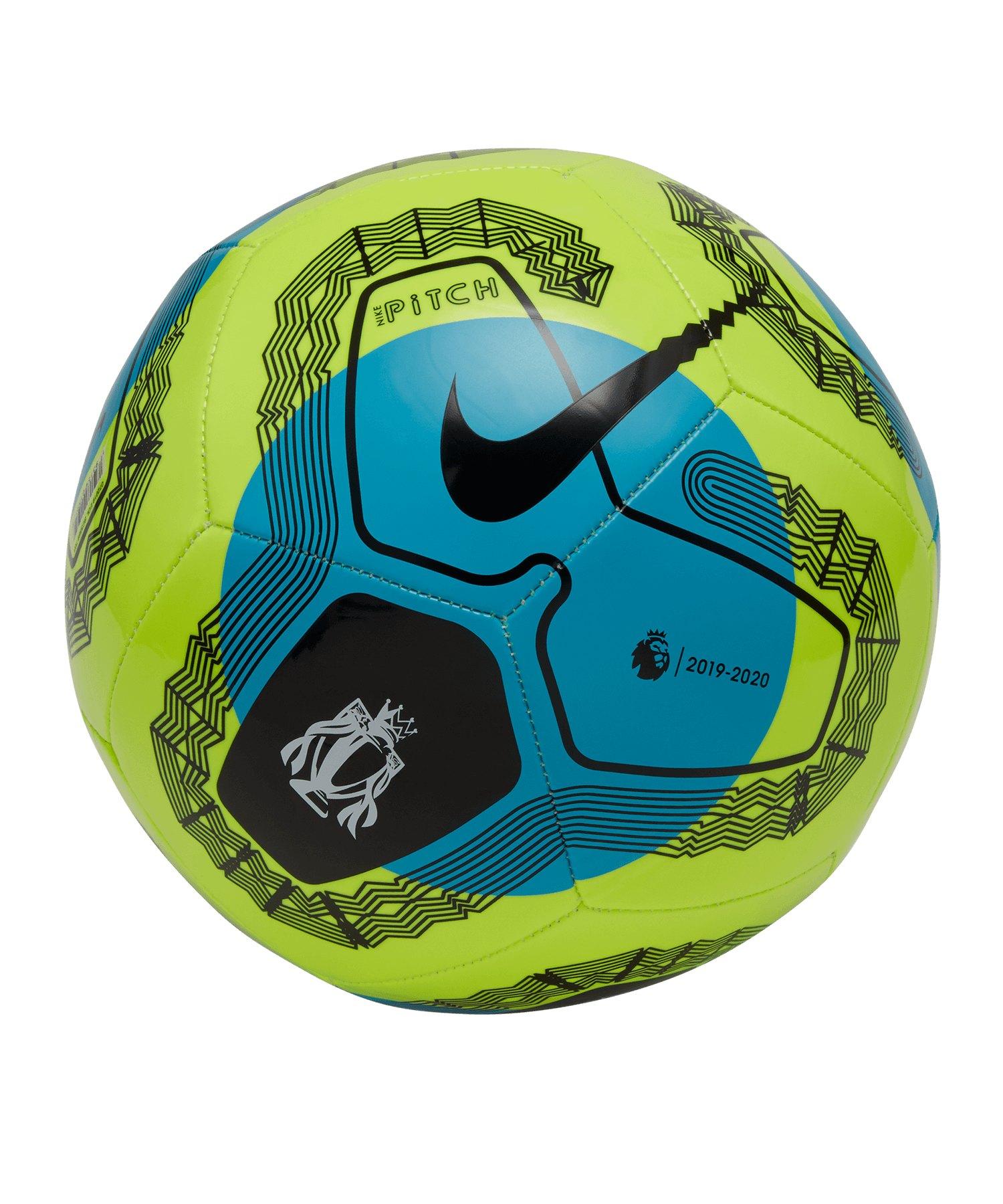 Nike Premier League Pitch Fussball FA19 Gelb F703 - gelb