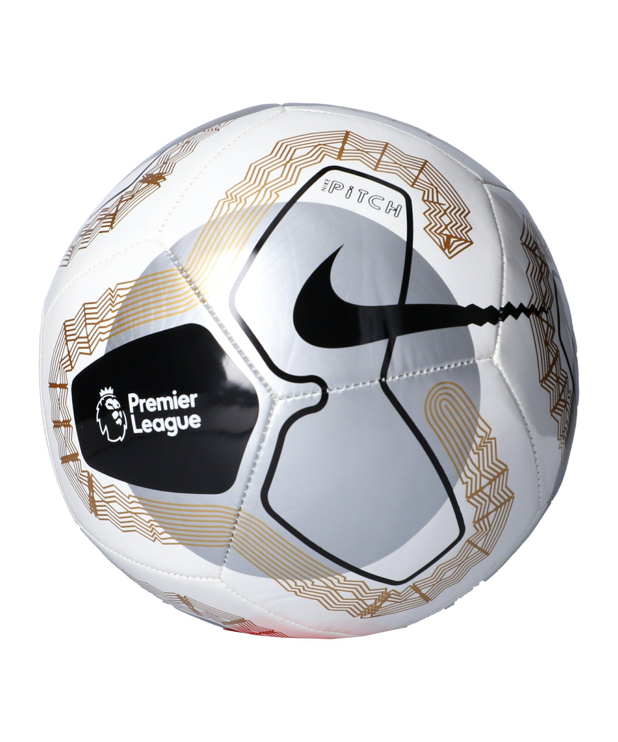 Nike Premier League Pitch Trainingsball F105 - weiss