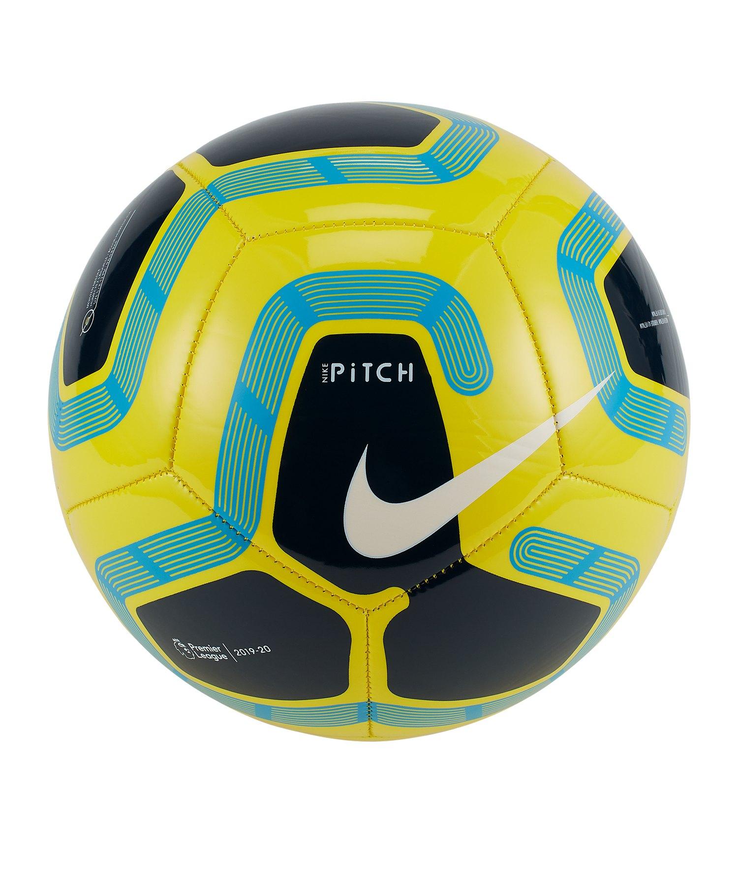 Nike Premier League Pitch Trainingsball Gelb F731 - gelb