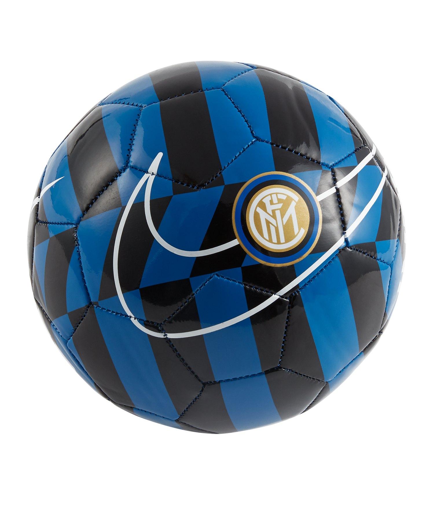 Nike Inter Mailand Skills Miniball Blau F413 - blau