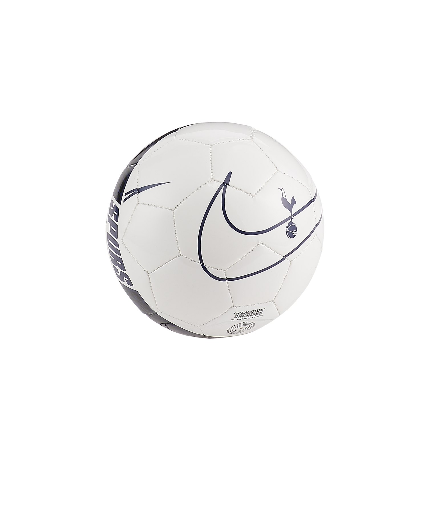Nike Tottenham Hotspur Skills Miniball Weiss F100 - weiss