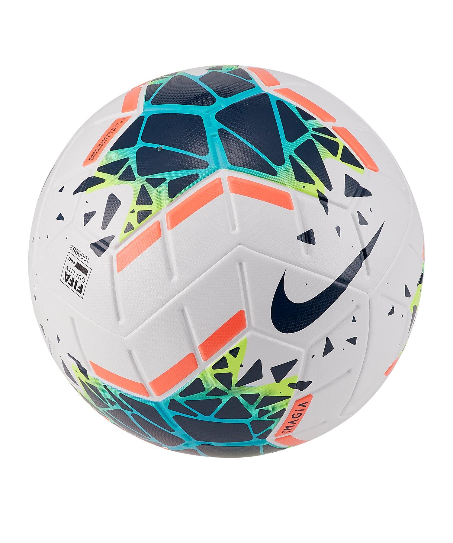 Nike Magia Fussball Weiss F100 - weiss