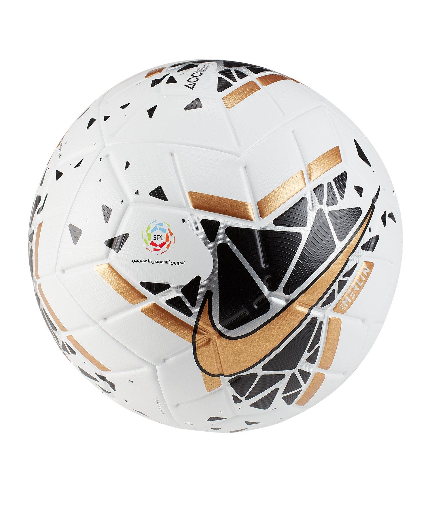 Nike Saudi Arabien Spielball Weiss F100 - weiss