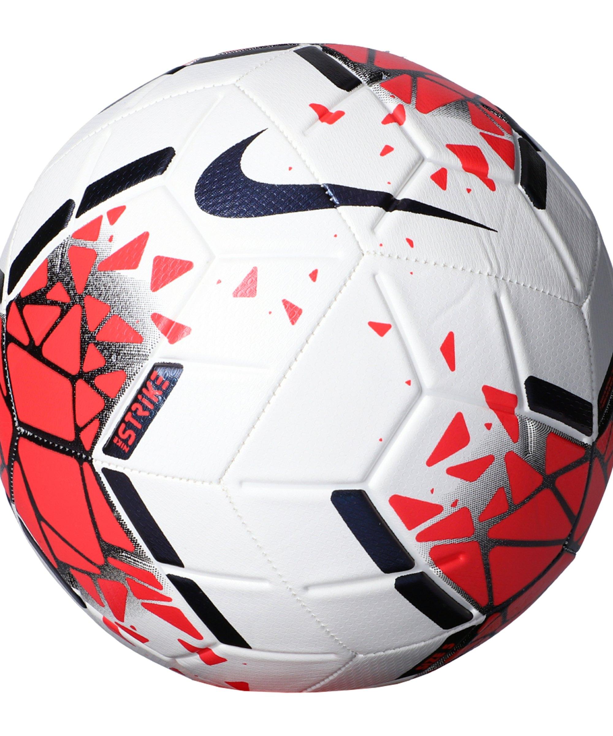 Nike Strike FA19 Fussball Weiss F105 - weiss