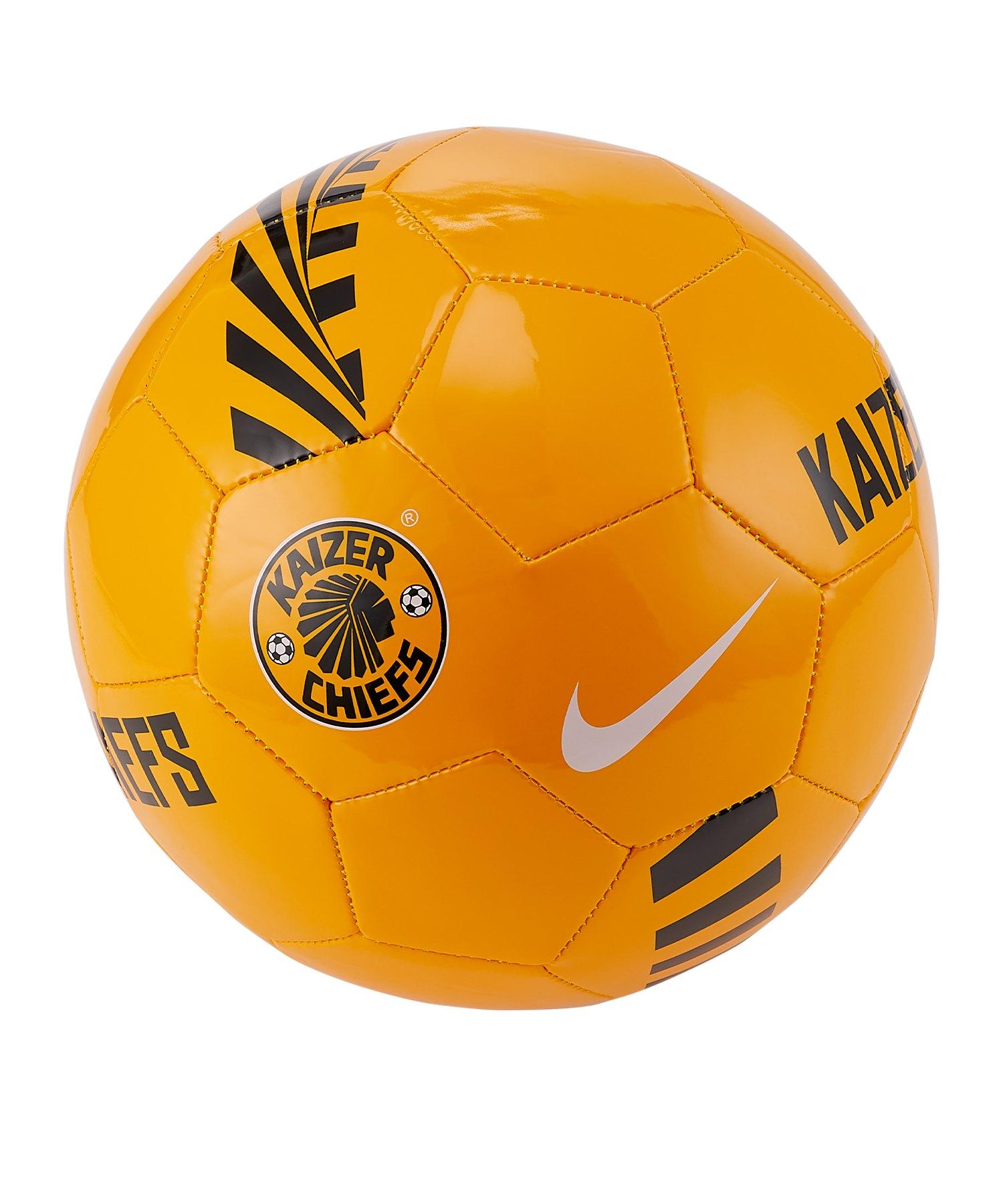 Nike Kaizer Chiefs Trainingsball Gelb F705 - gelb