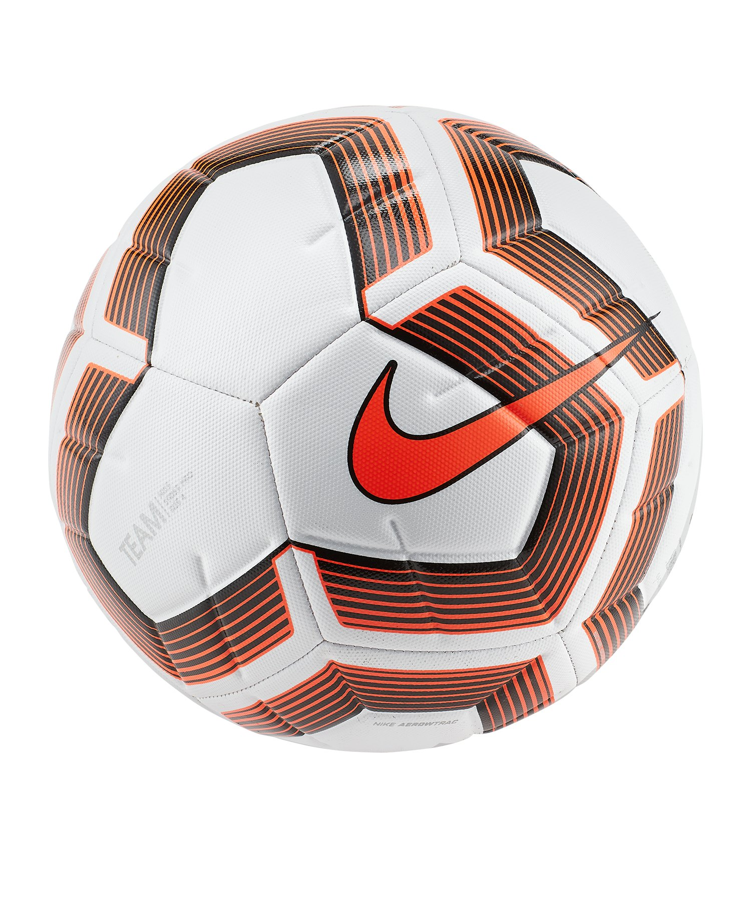 Nike Strike Pro Trainingsball Weiss F101 - weiss
