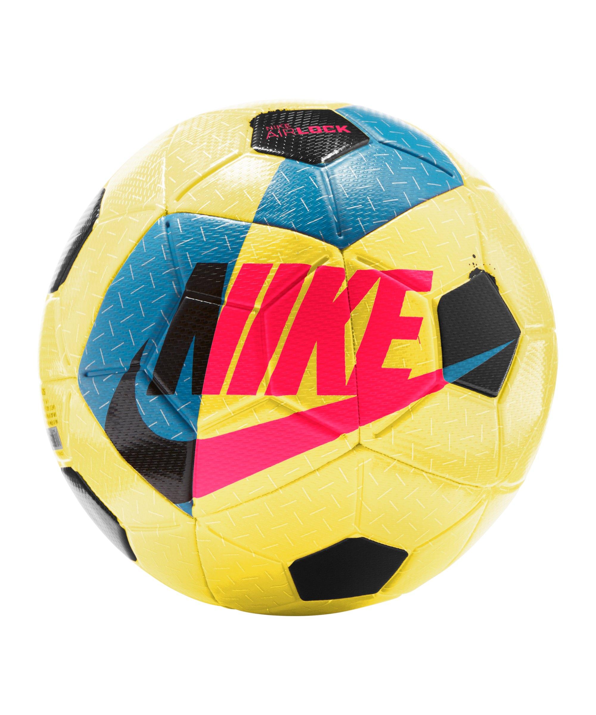 Nike Airlock Street X Trainingsball Gelb F765 - gelb