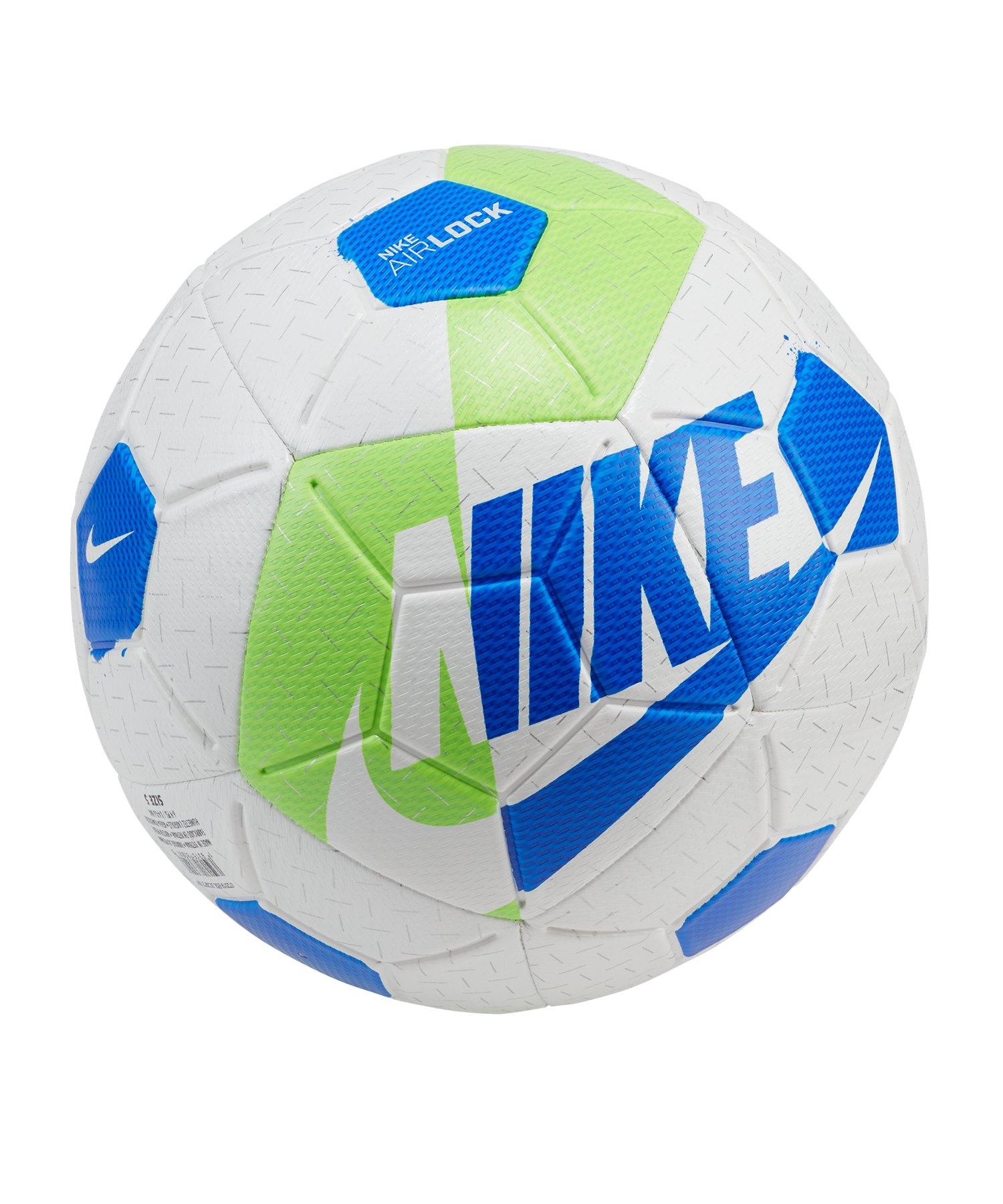 Nike Airlock Street X Trainingsball Weiss F101 - weiss