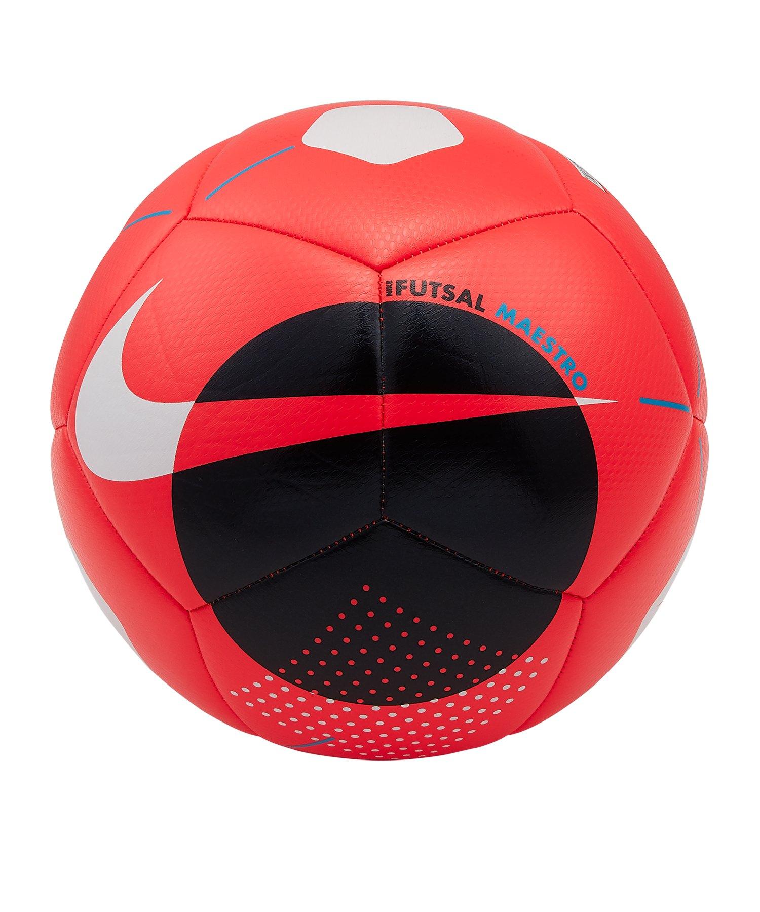 Nike Maestro Fussball Rot F644 - rot