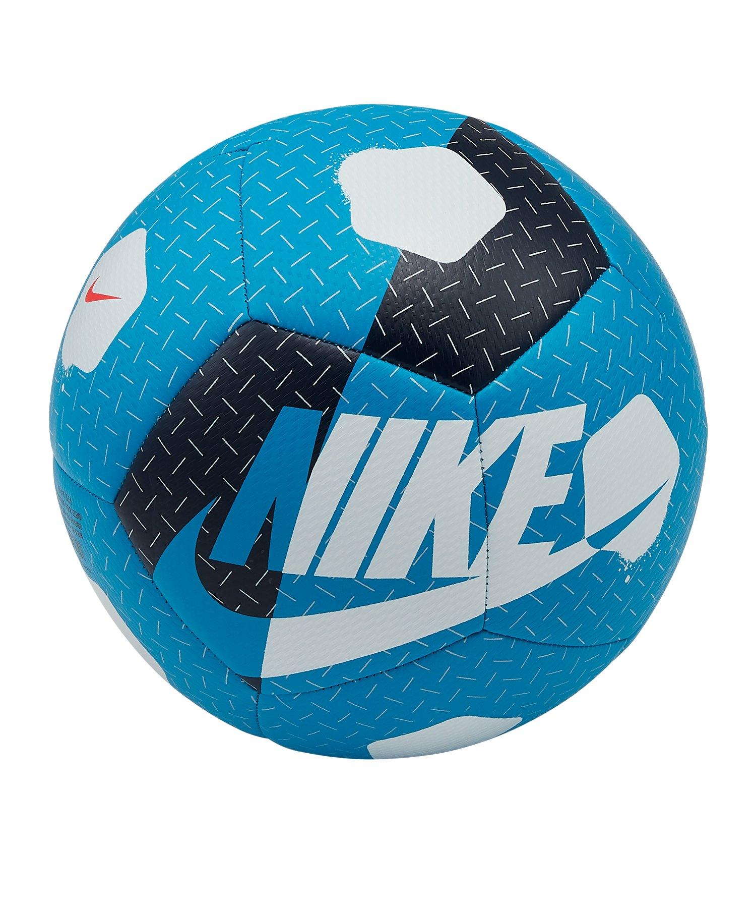 Nike Street Akka Fussball Blau F446 - blau