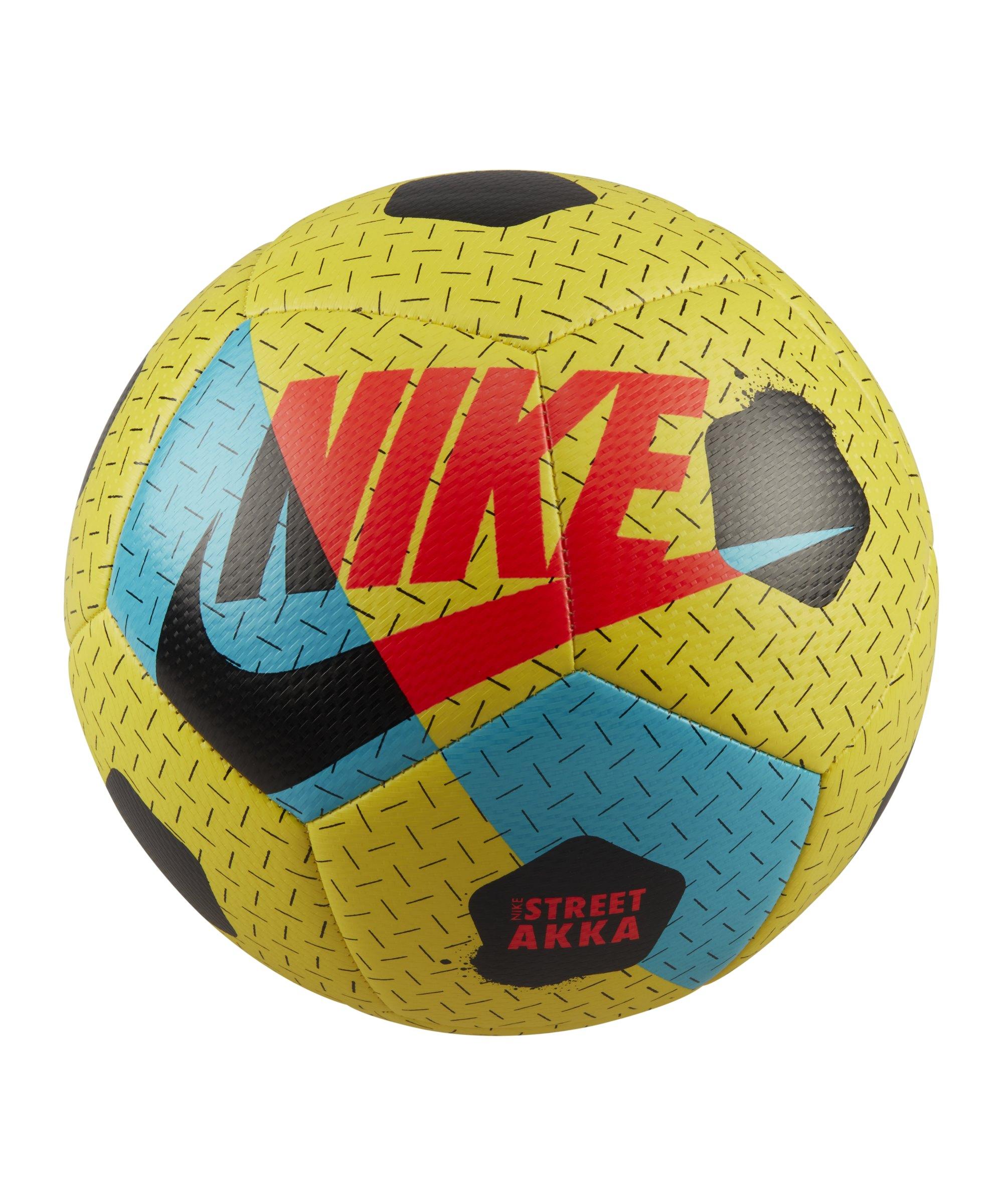 Nike Street Akka Trainingsball Gelb F765 - gelb