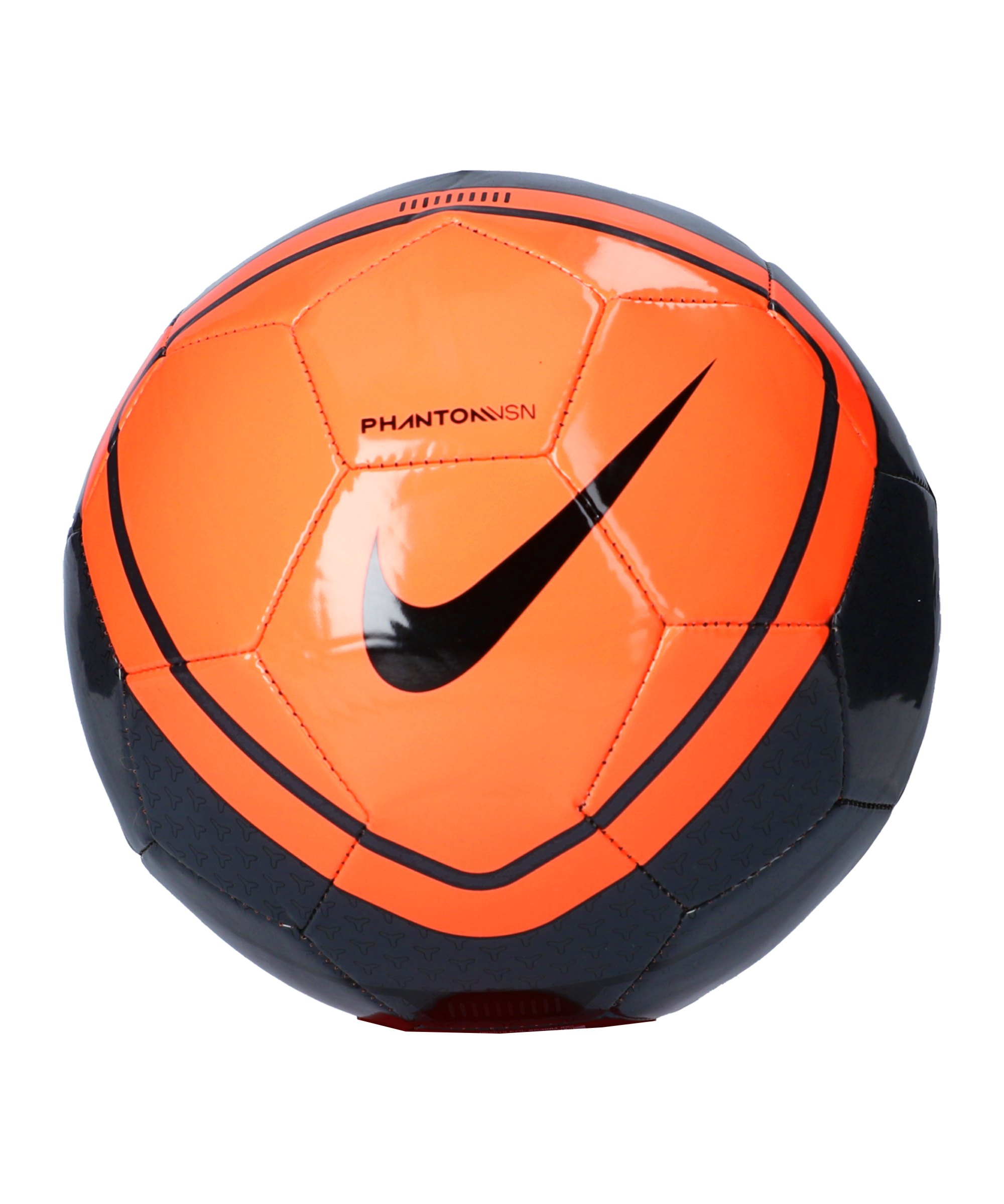 Nike Phantom Vision Fussball Orange F892 - orange