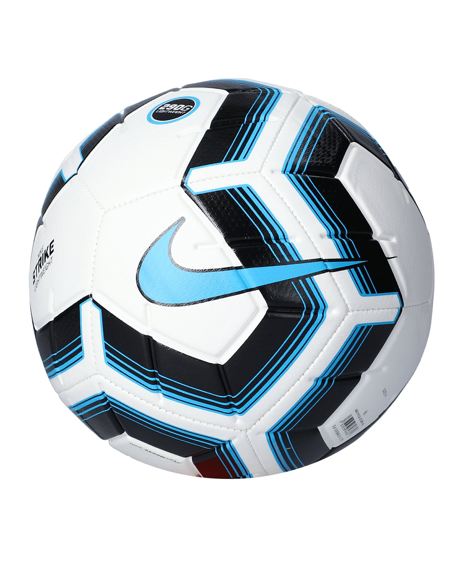 Nike Strike Team Light 290 Gramm T-Ball F100 - weiss