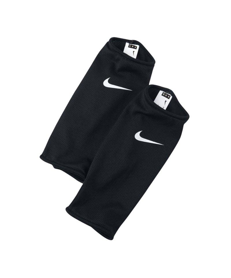 Nike Schienbeinschonerhalter Guard Sleeve F011 - schwarz