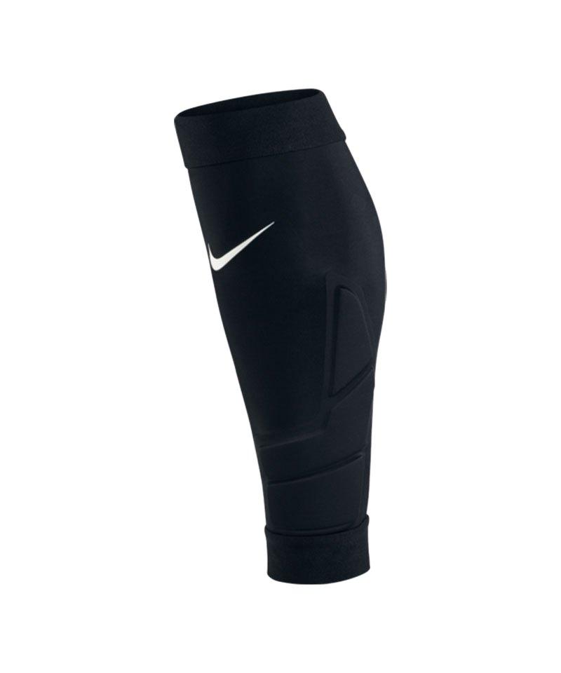 Nike Hyperstrong Stutzen mit Schoner Schwarz F010 - schwarz