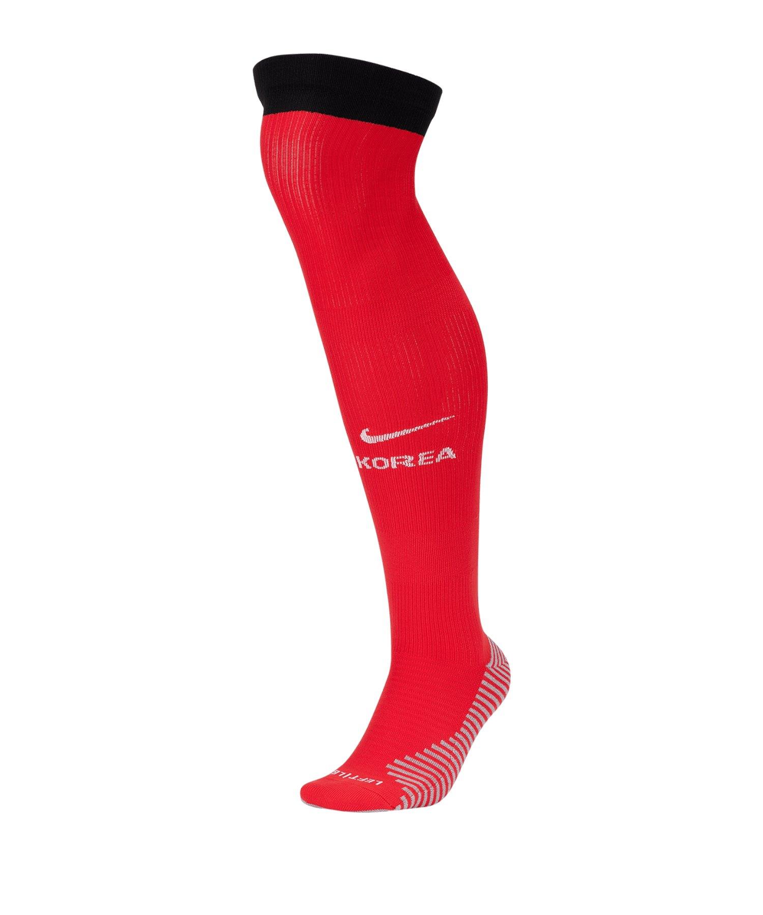 Nike Südkorea Stutzen Home 2020 Rot F670 - rot