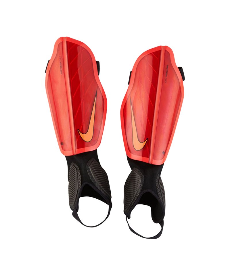Nike Protegga Flex Schienbeinschoner Rot F658 - rot