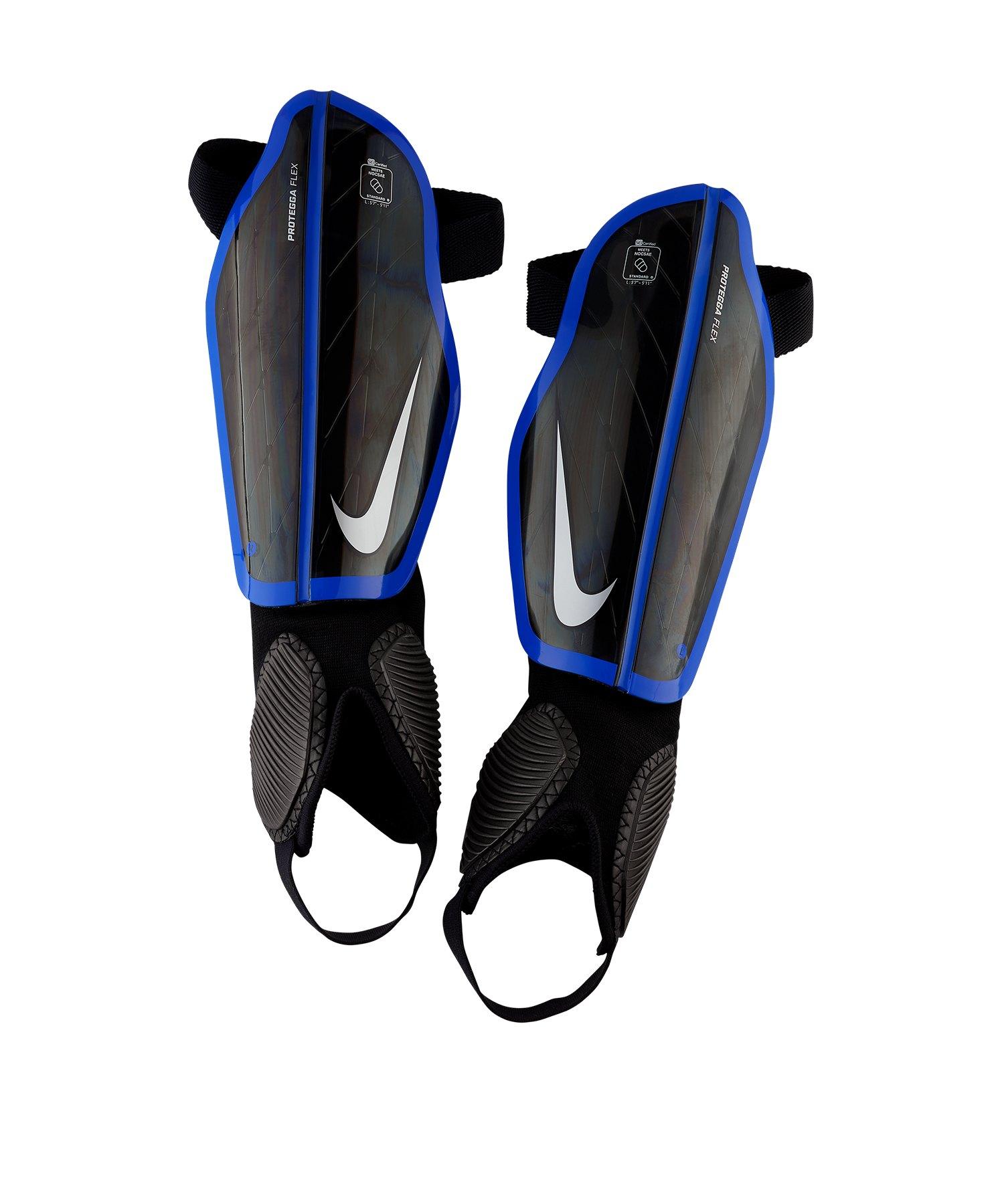 Nike Protegga Flex Schienbeinschoner Schwarz F015 - schwarz