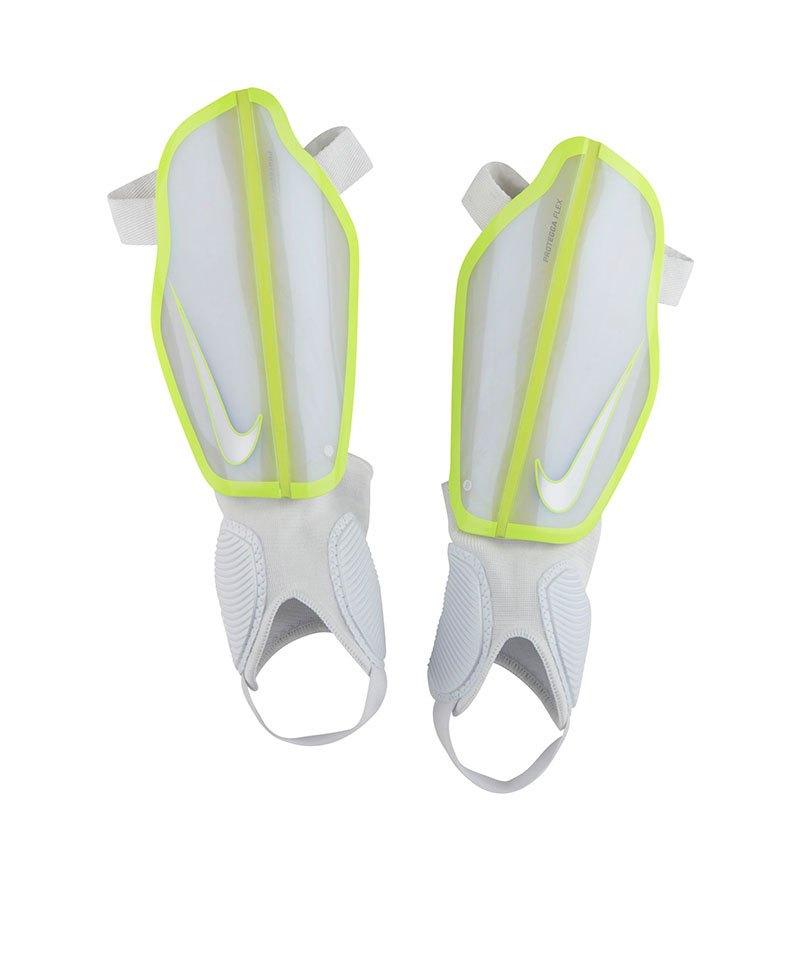 Nike Protegga Flex Schienbeinschoner Weiss F101 - weiss