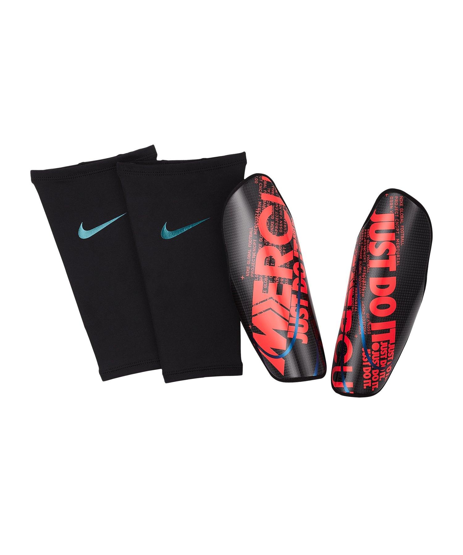 Nike Protegga Attack Elite Schienbeinschoner F014 - schwarz
