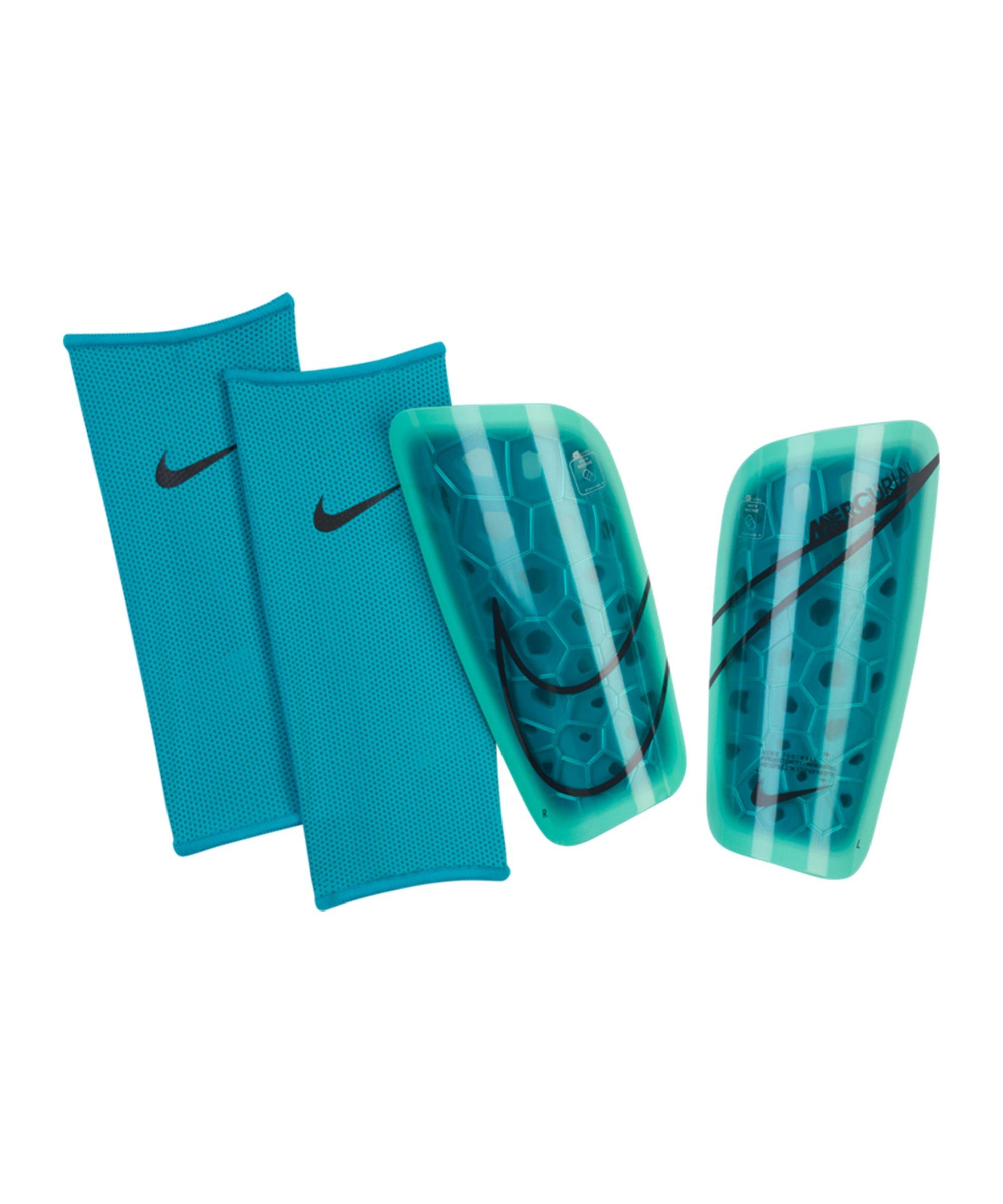 Nike Mercurial Lite Schienbeinschoner Blau F356 - tuerkis