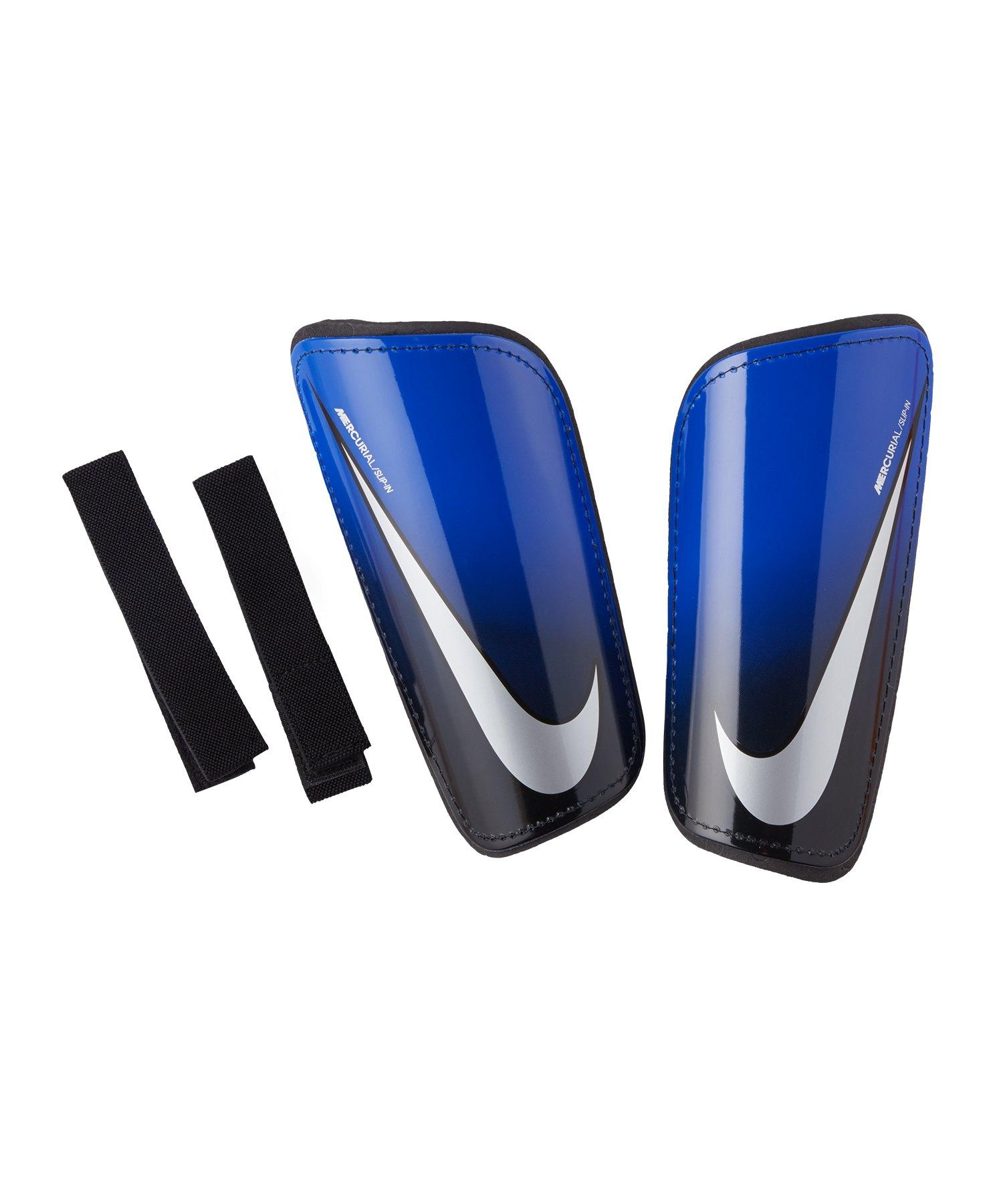 Nike Mercurial Lite Schienbeinschoner Blau F410 - blau