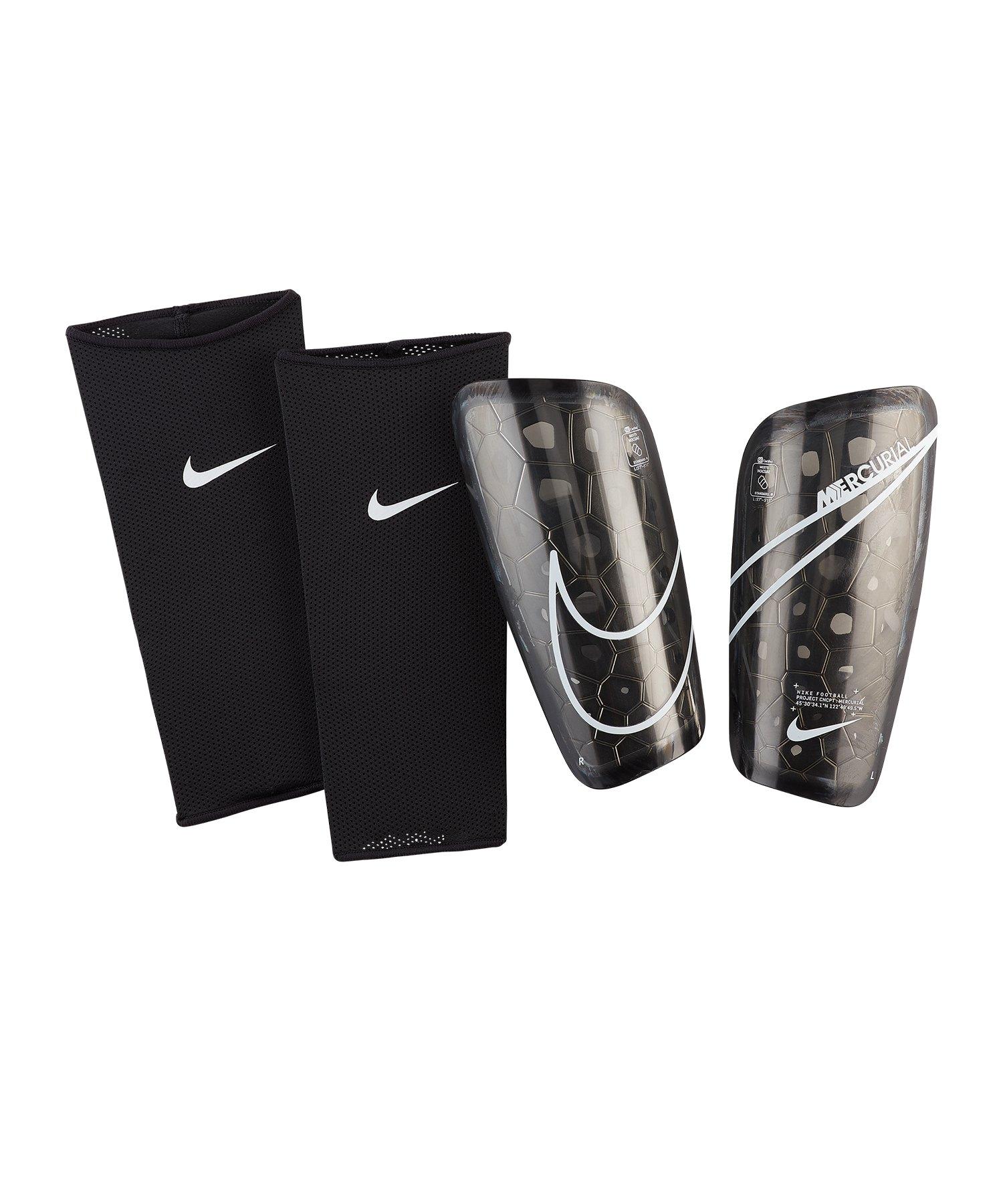 Nike Mercurial Lite Schienbeinschoner F013 - schwarz