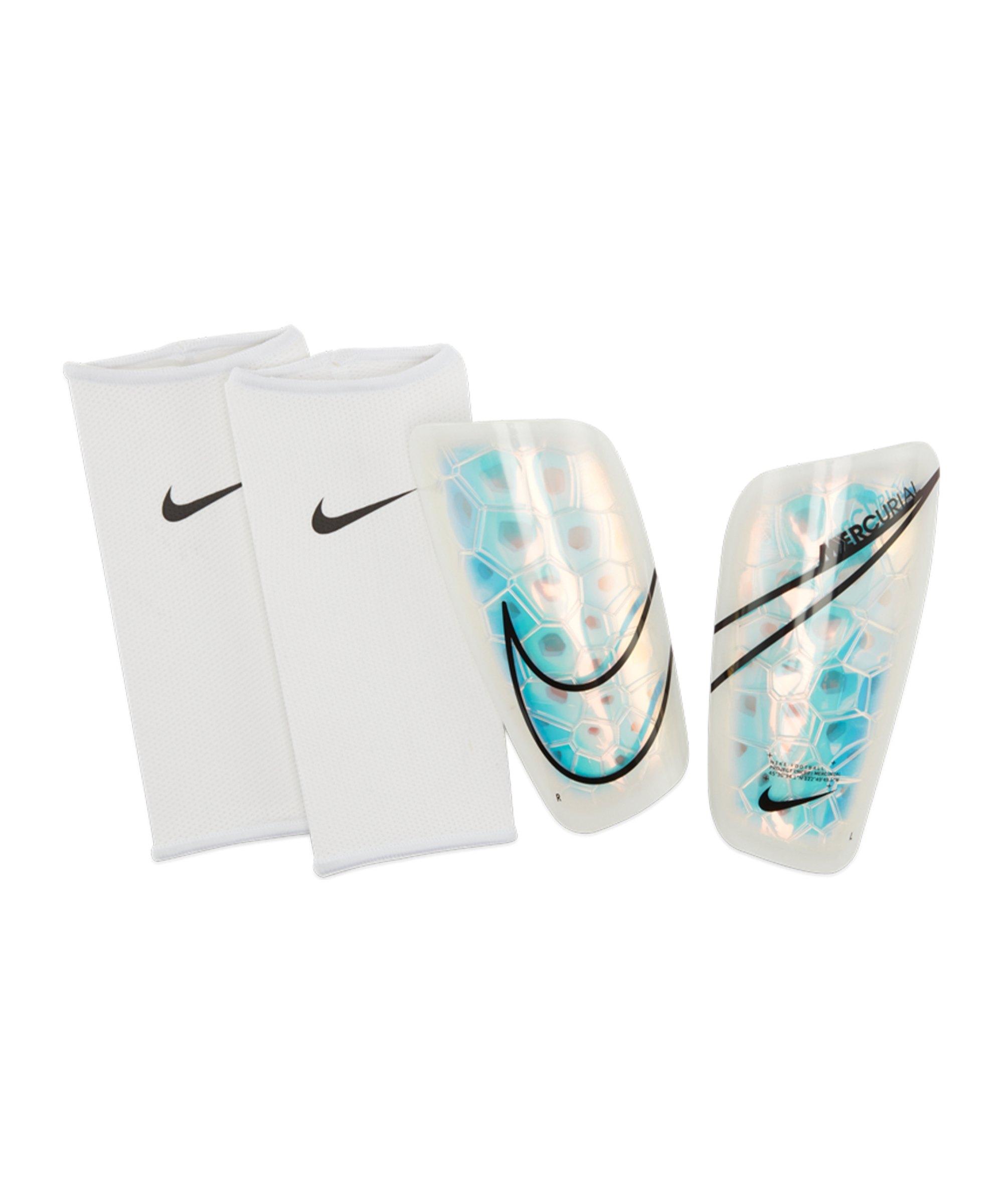 Nike Mercurial Lite Schienbeinschoner F108 - weiss
