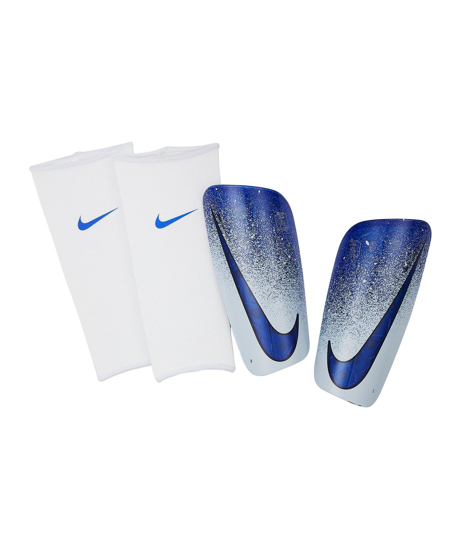 Nike Mercurial Lite Schienbeinschoner F416 - Blau