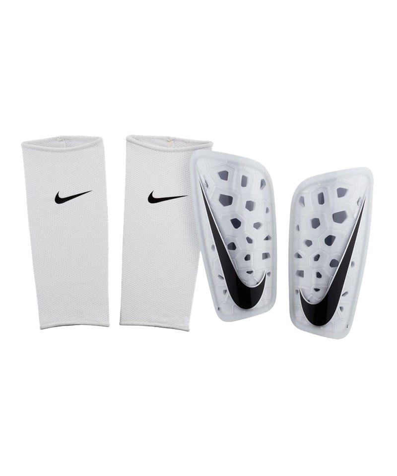 Nike Mercurial Lite Schienbeinschoner Weiss F101 - weiss