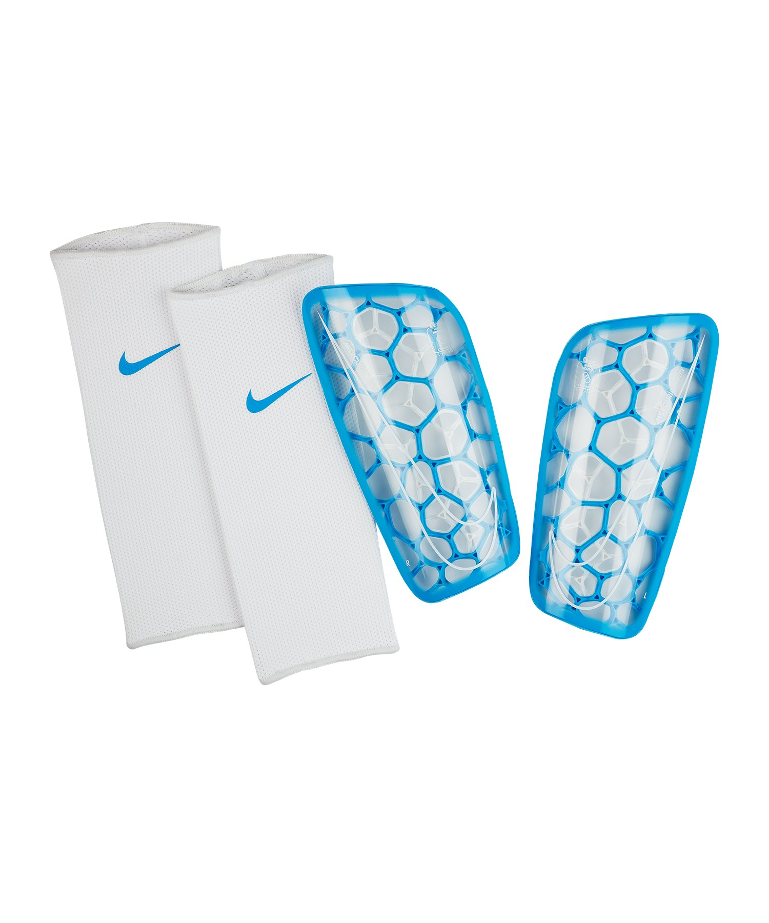 Nike Mercurial Flylite Superlock Schoner F486 - blau