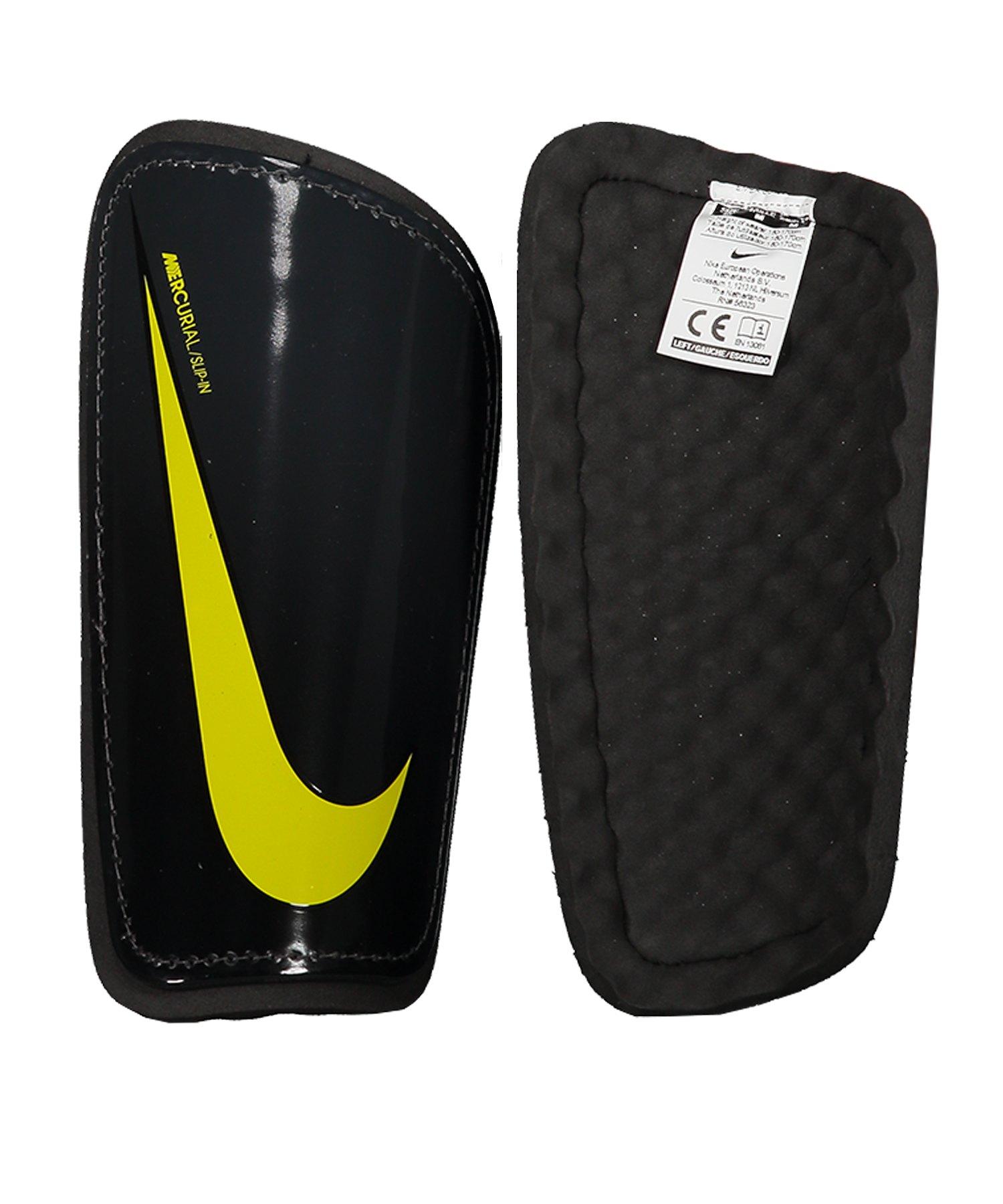 Nike Mercurial Hard Shell Schienbeinschoner F060 - grau