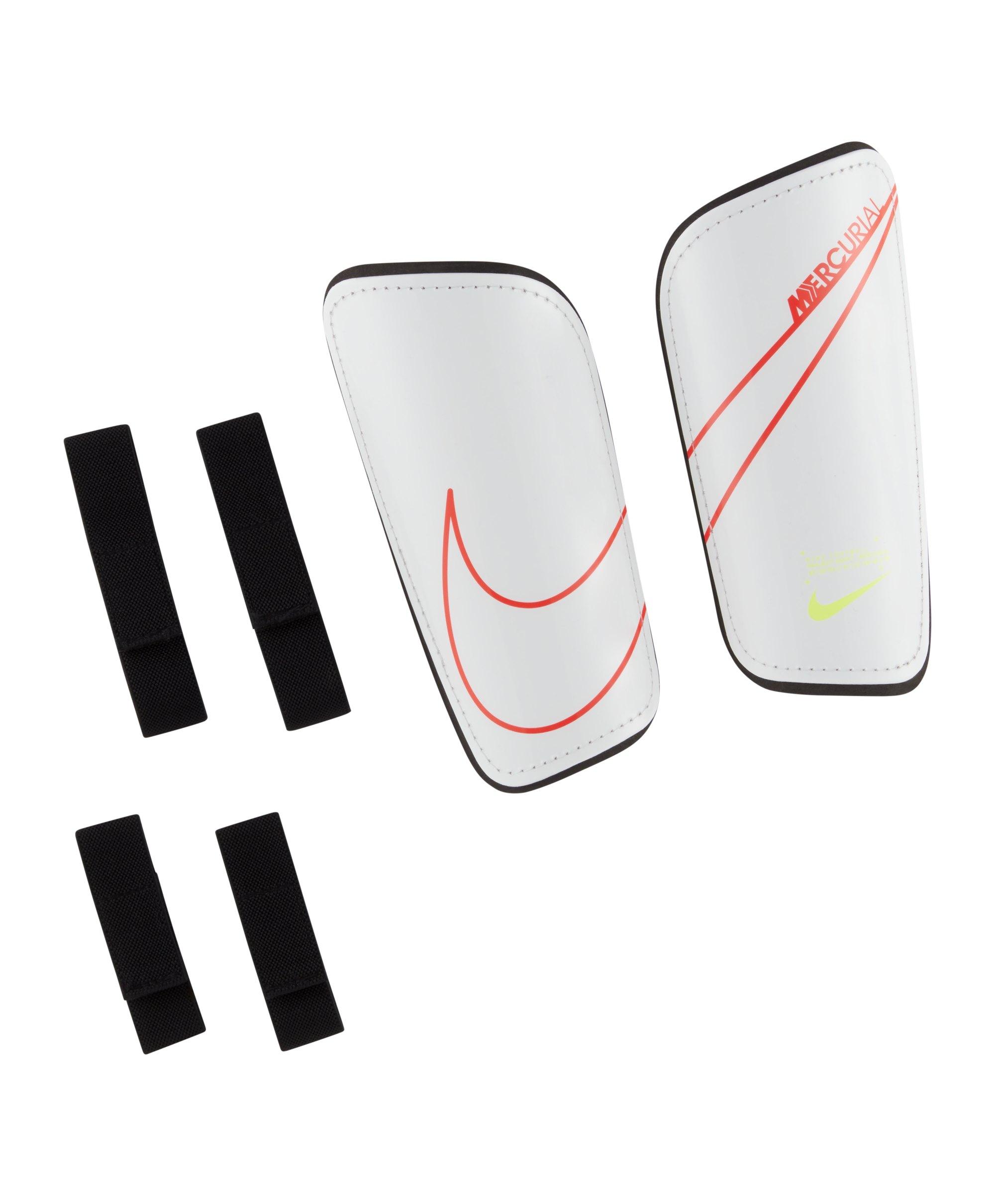 Nike Mercurial Hard Shell Schienbeinschoner F103 - weiss