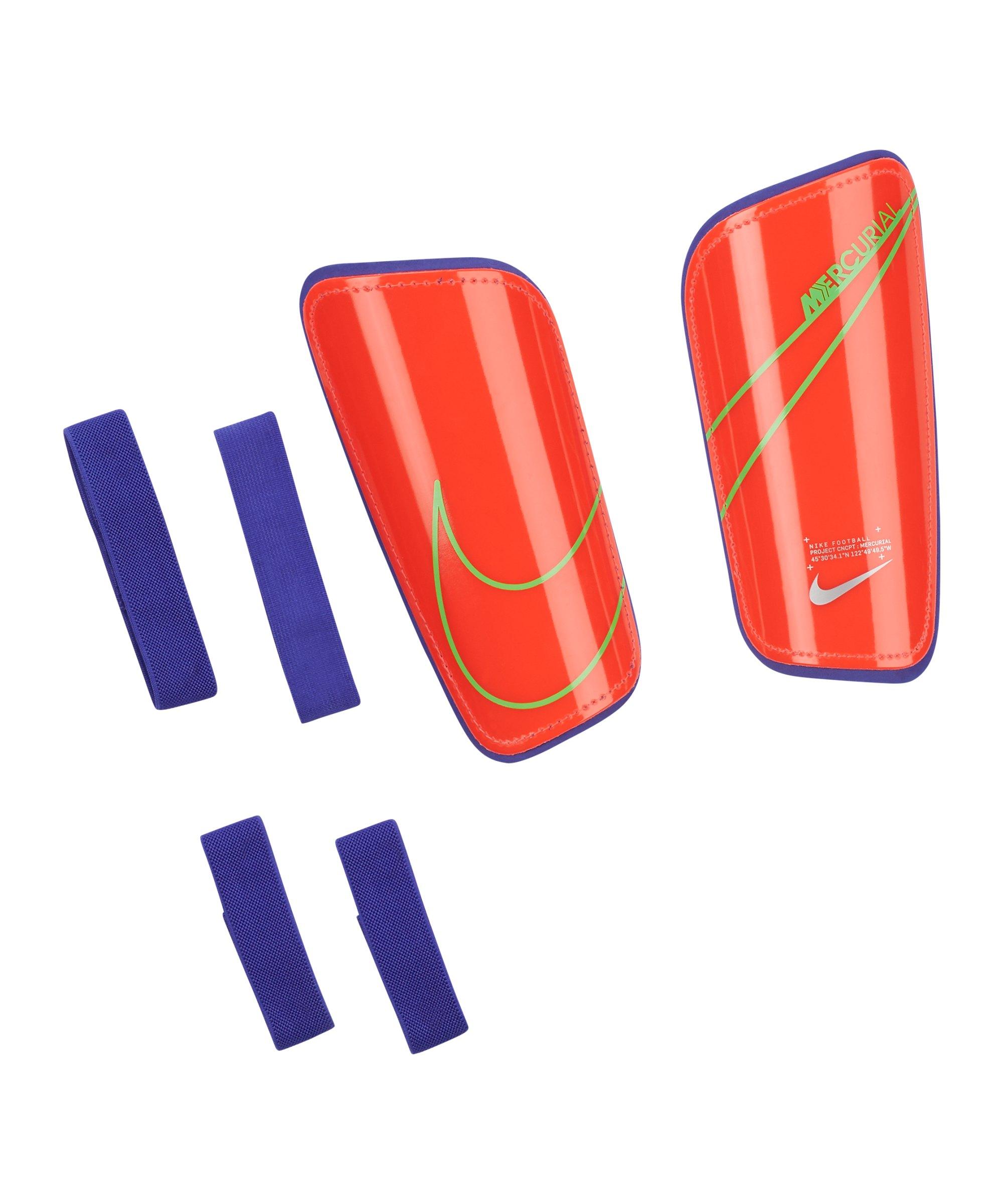Nike Mercurial Hard Shell Schienbeinschoner F635 - rot